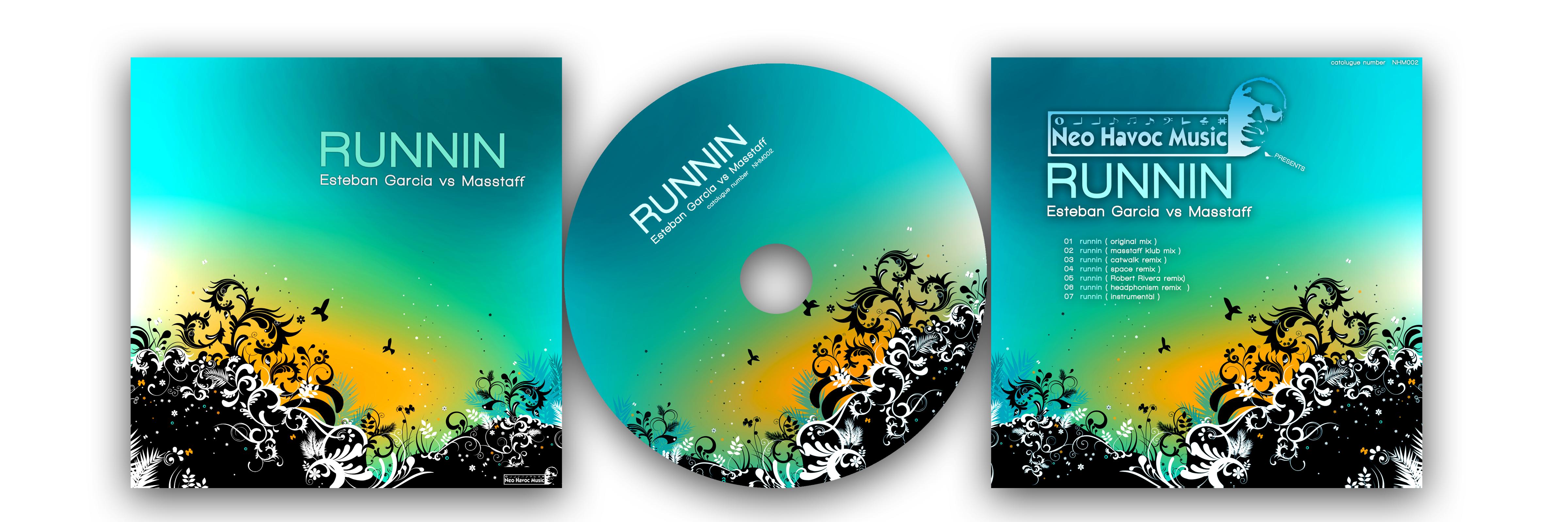 Cd cover design by Pixartbelgium on DeviantArt