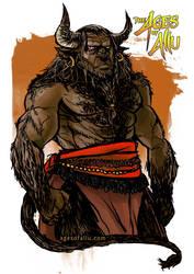 The Ages of Allu - Minotauri