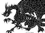 Killer Dragon by LukeTheRipper