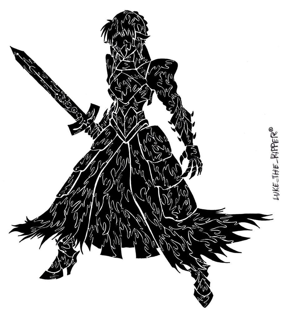Blade of Darkness by LukeTheRipper