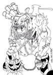 RE Bosses: Scrapyardo by LukeTheRipper