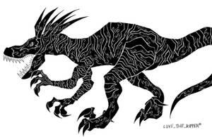 Hunter God by LukeTheRipper