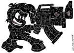 Amiga Tribute: Ruff 'N' Tumble by LukeTheRipper