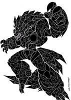Howling Blizzard by LukeTheRipper