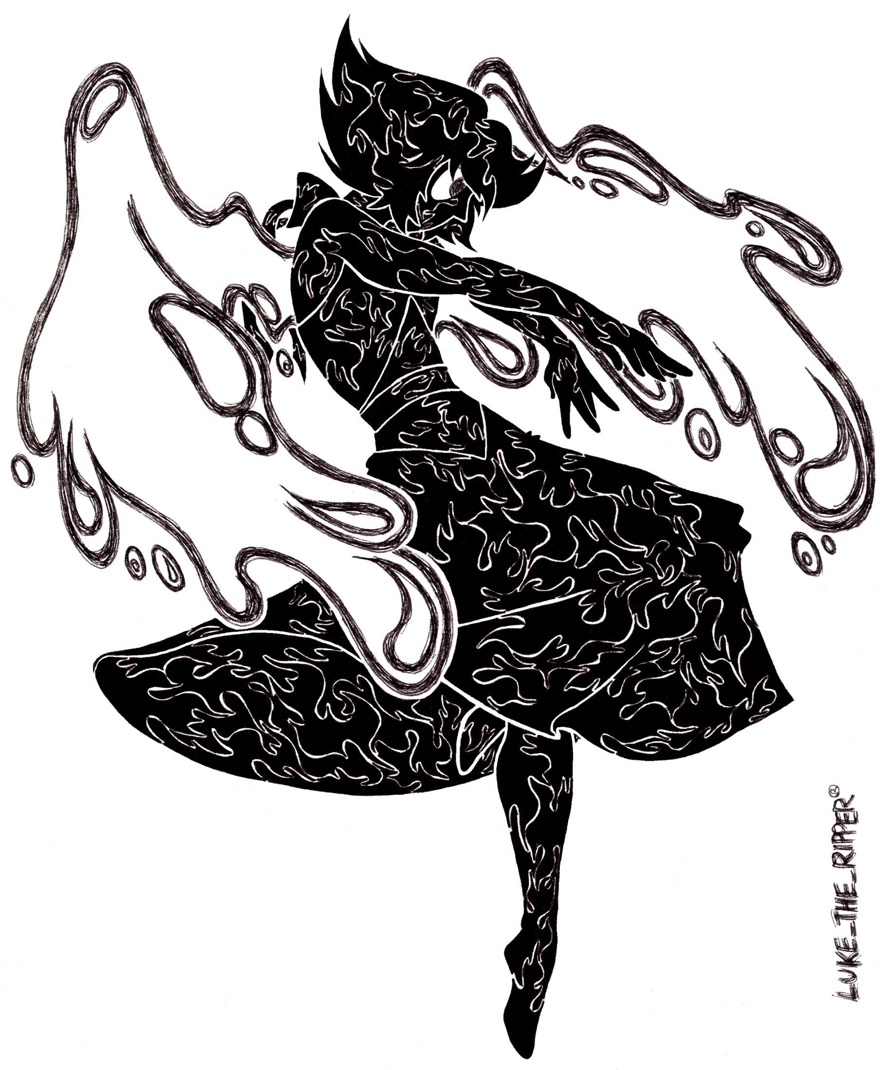 Blackened Lapis by LukeTheRipper