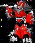 Robot Master OC - HowlMan