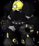 Robot Master OC - CoalMan