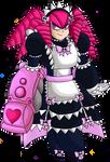 Robot Master OC - MaidWoman
