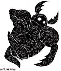 Dark Defender by LukeTheRipper