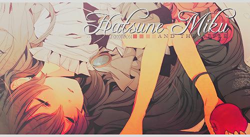 [Firma] Hatsune Miku. by xBlue-Editions