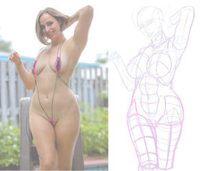 Yuna Pin Up Structure