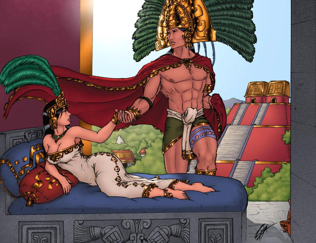 Aztec by AuriusGrifth