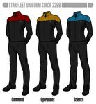 Star Trek Picard - Starfleet Uniform 2399