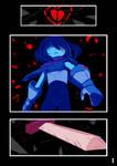 [Comic]  Darkness Falls   (1/8) by MLZthecat
