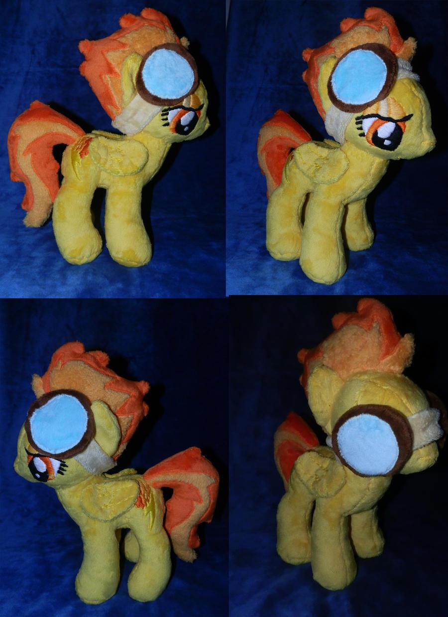 Spitfire Plush by StarMassacre