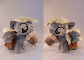 Filly Derpy Muffin by StarMassacre
