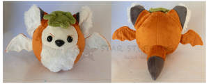 Fox-Bat Plush *Sold*