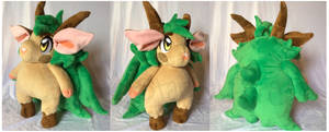 Victory Anthro Plush