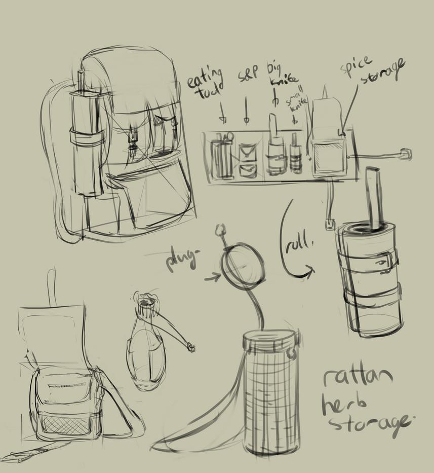 Developing Ideas -1 by waltervan00