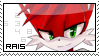 Rais-stamp by IssyoniTH