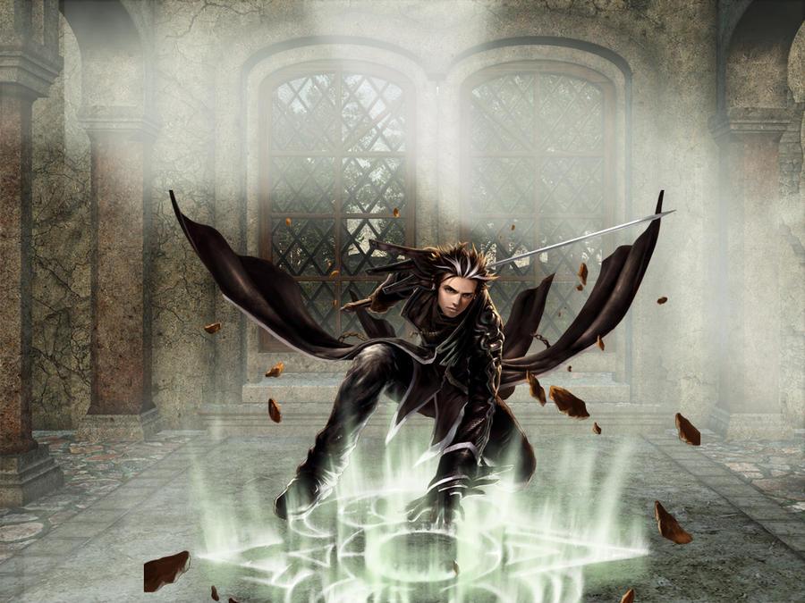 Wind Spirit by VampireIllu