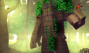 Treant Protector in Minecraft
