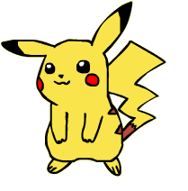 Pikachu by jrux1992