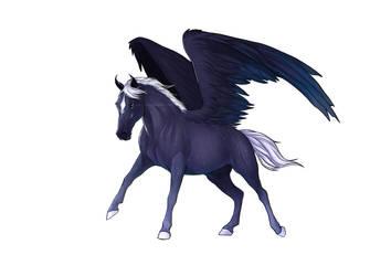 Pegasus :D