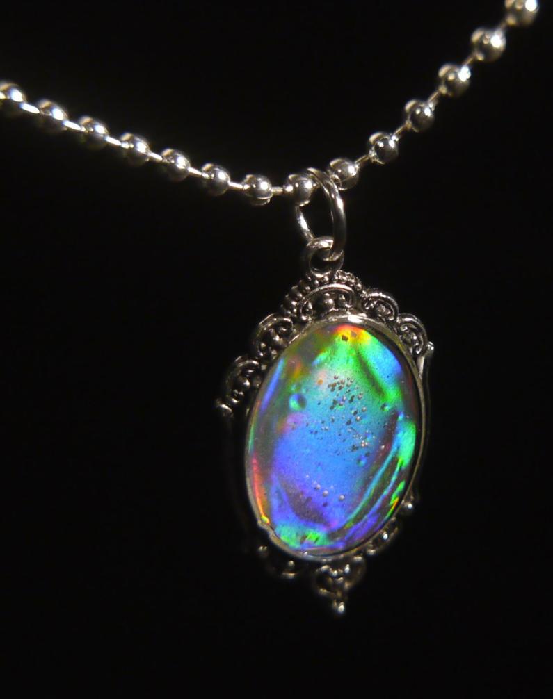 Hologram pendant necklace by shramorama on deviantart hologram pendant necklace by shramorama aloadofball Choice Image