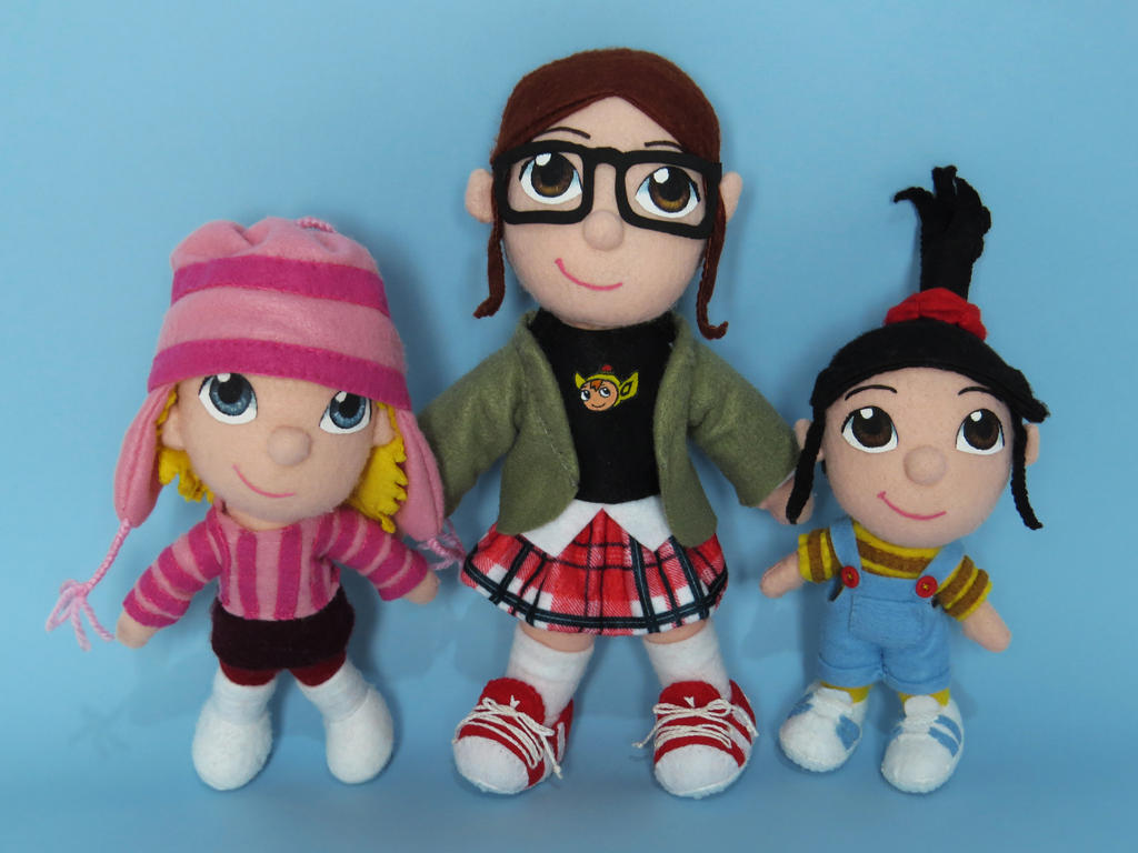 despicable me margo and agnes - photo #24