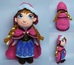 Anna - Frozen plush