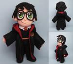 Harry Potter plush