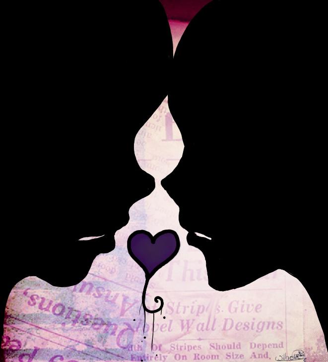Purple Love by kyrsea