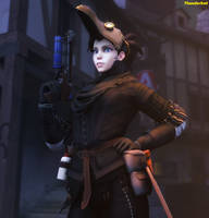 Plague Doctor Mercy