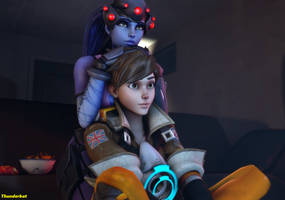 WidowTracer - Chilling