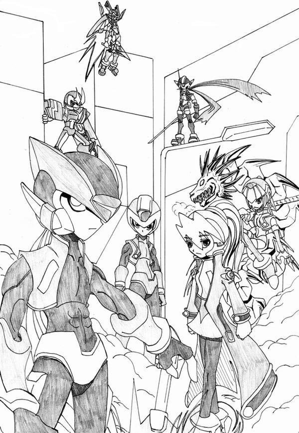 Former Guardians by venom00