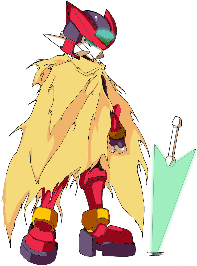 Zero - The Masked Hero by venom00