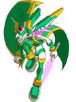 Rockman ZX - Harpuia