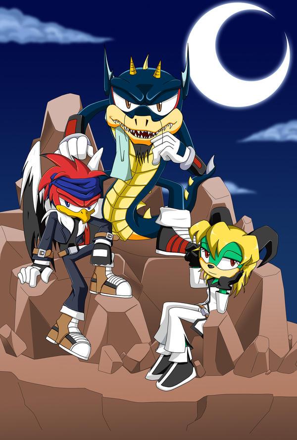 Team Style by venom00