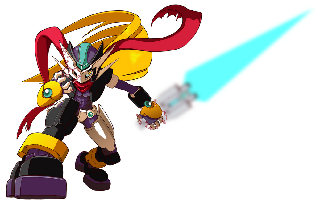 Shitennou ZX Final Concept by venom00