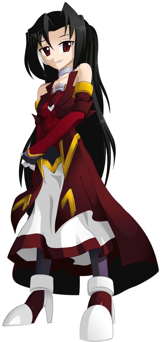 Luxuria of the Devil by venom00