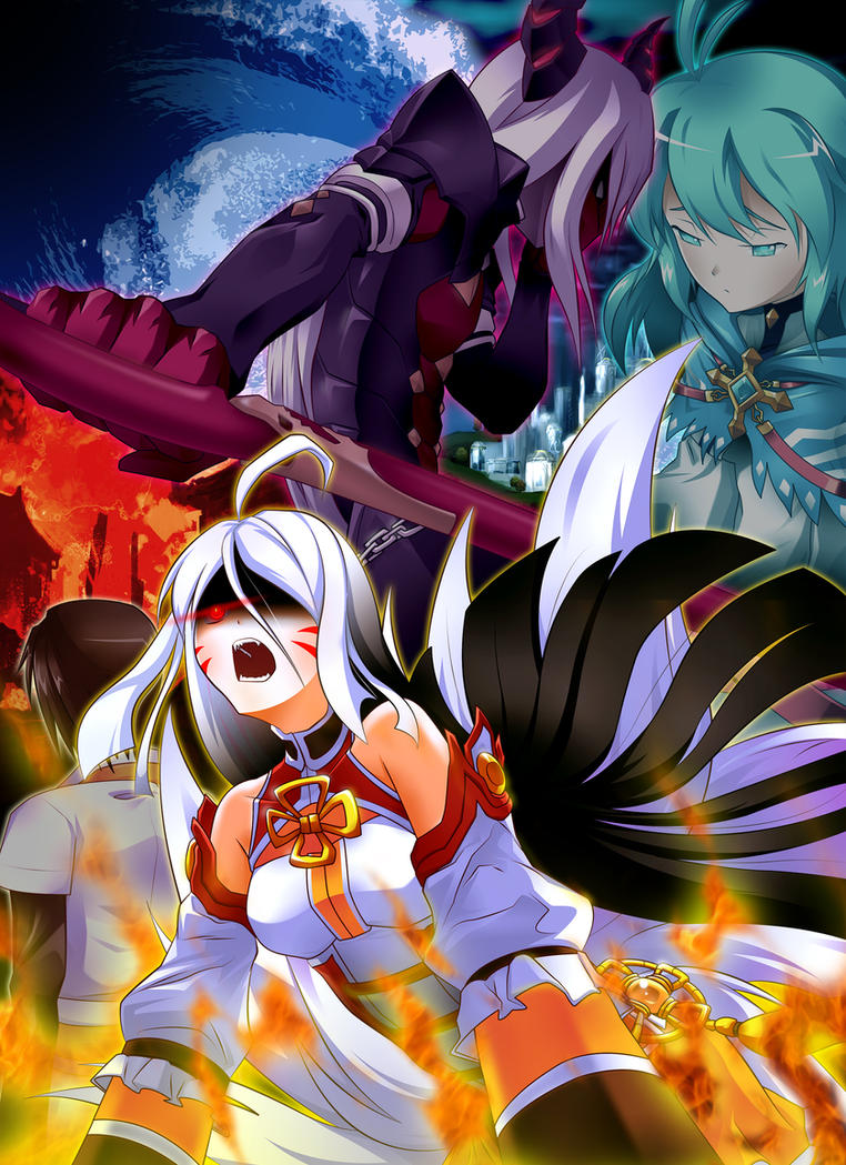Divided by Fate ~Yami ni Kuwasareru~ by venom00