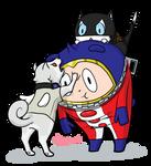 Persona Animal Mascots