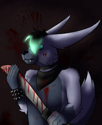 [CM] Don't mess with the Edgy child by cabalobo
