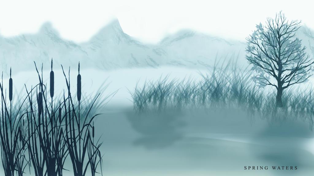 Spring Waters by HelenaCross972