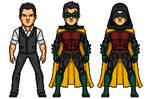Micro Damian Wayne Nolanverse
