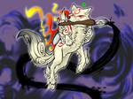 Okami Contest entry: BATTLLLLE