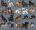 Plush Dogs 2