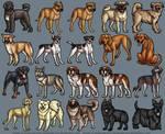 Plush Dogs 7