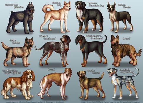 Simdogs 6 by KiRAWRa